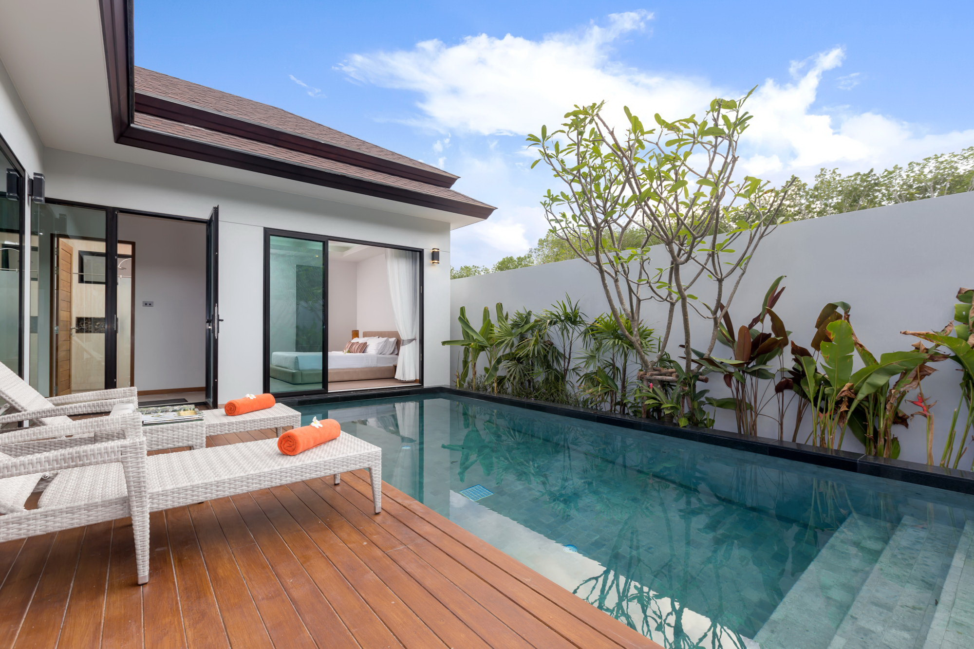 Nyg520 Stylish New Built 2 Bedroom Pool Villa Nai Yang