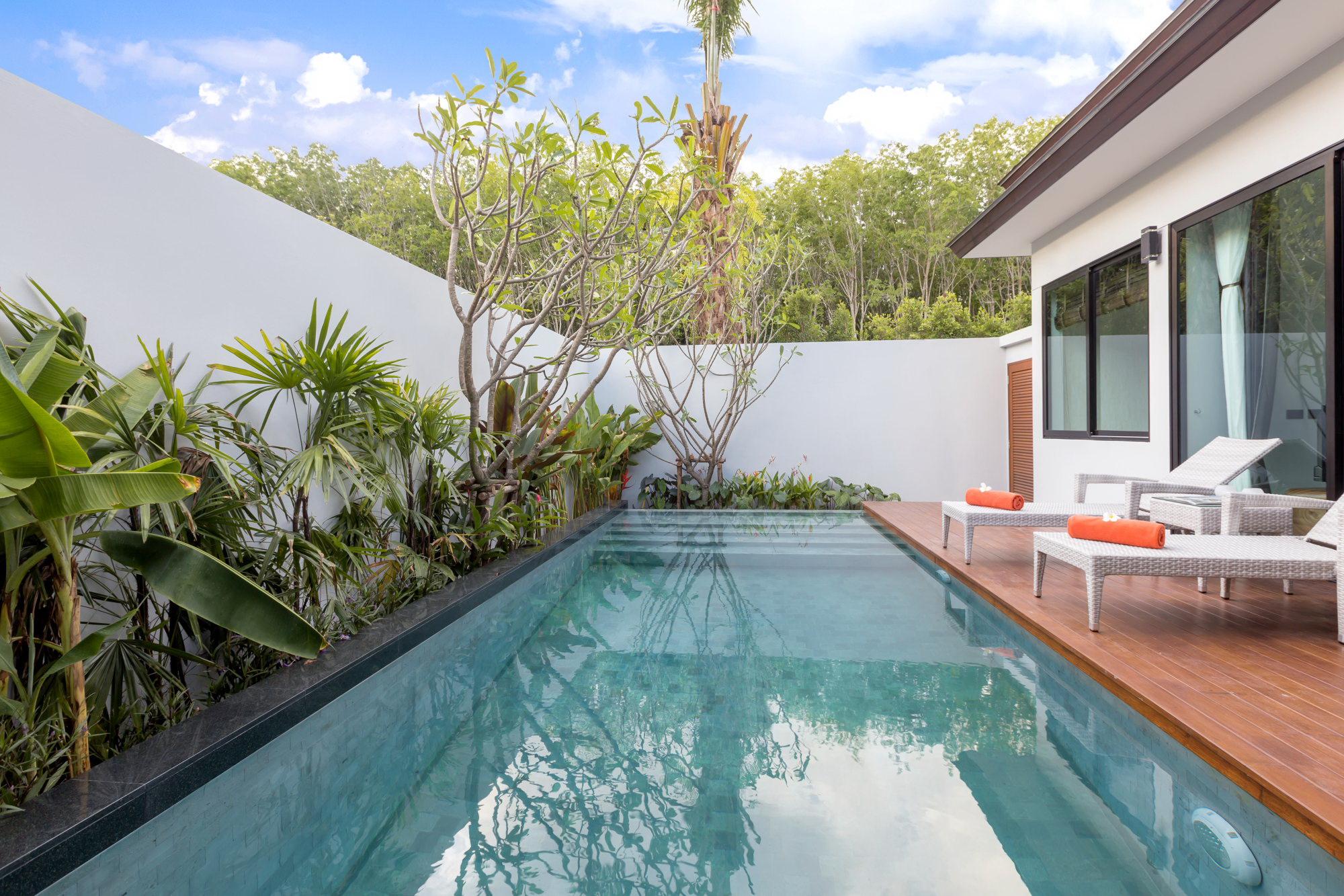 La ville nature swimming pool phuket property phuket for La ville nature