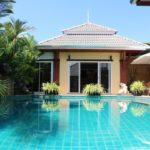 Island tropical 3BR private pool villa Nai Yang Beach